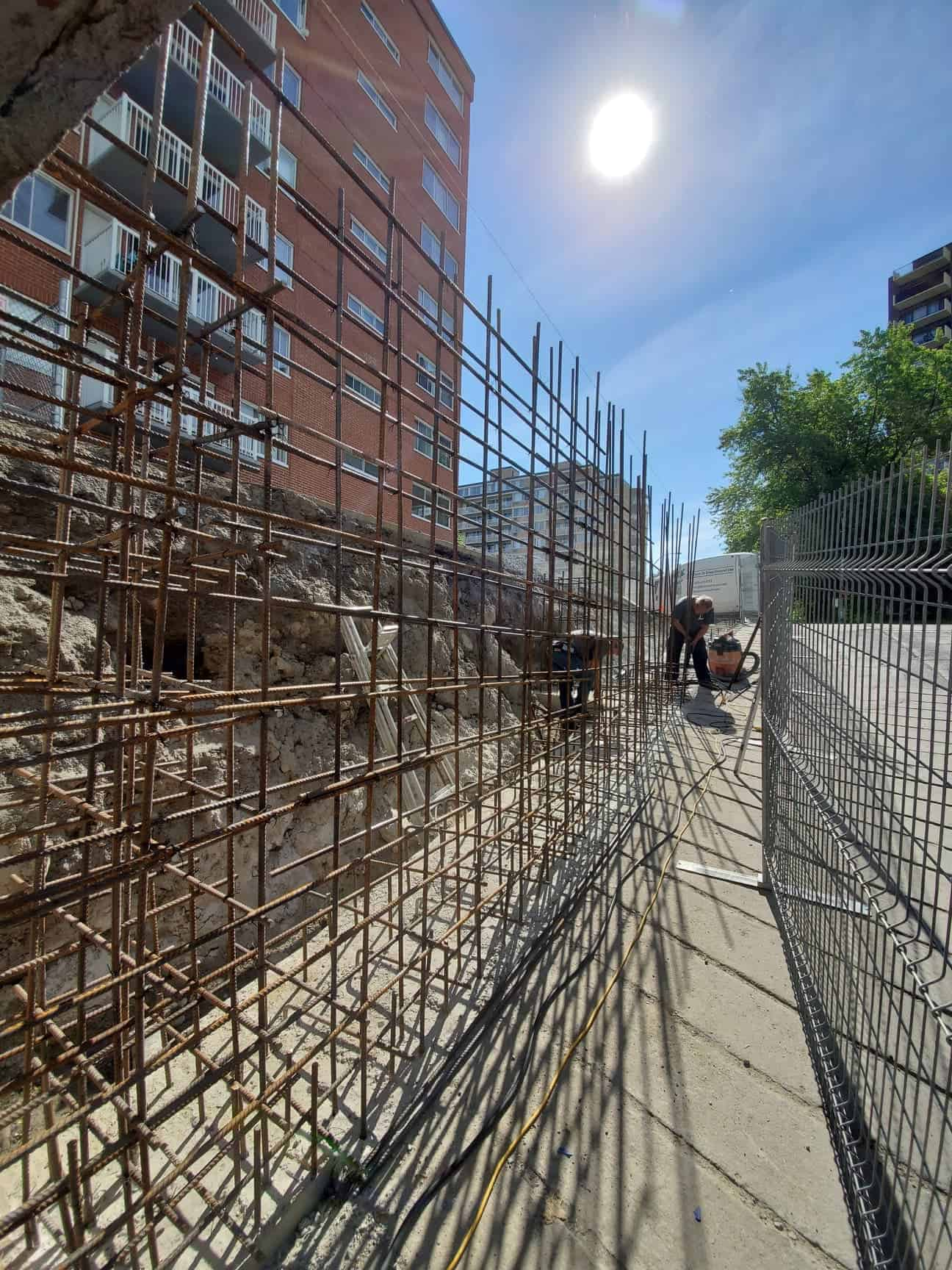concrete Montreal
